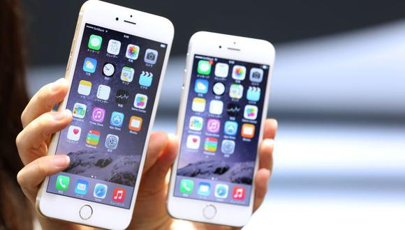 Las organizaciones defienden que la firma de Cupertino llevó a cabo prácticas comerciales injustas y engañosas al ralentizar deliberadamente el funcionamiento de sus iPhone 6, 6 Plus, 6S y 6S Plus. (Foto: AP)