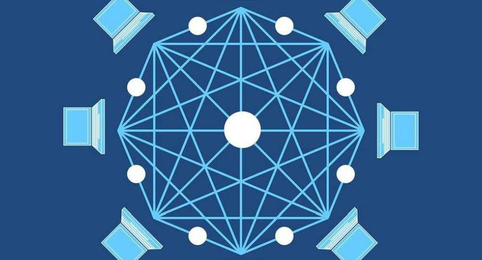 El blockchain es la tecnología que está detrás del Bitcoin. (Foto: Shutterstock)