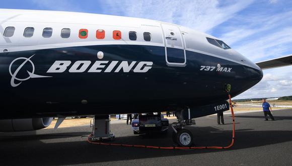 Boeing. (Foto: EFE)