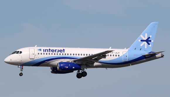 El desplome de Interjet ocurre mientras la aviación mexicana perdió US$ 9,300 millones en el 2020 por la crisis del COVID-19, según la Asociación Internacional de Transporte Aéreo (IATA, en inglés). (Foto: Difusión).