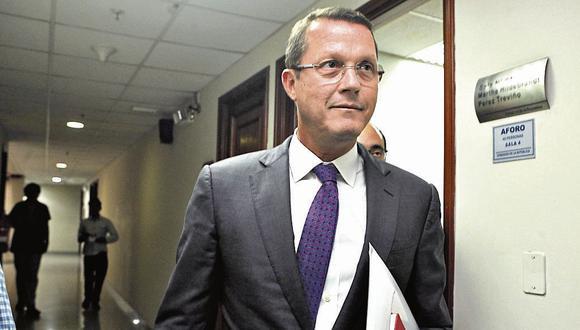 Declaración. Jorge Barata revelará el nombre de nuevos personajes vinculados a posibles actos corruptos. (Foto: USI)