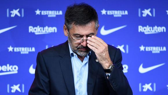 Detienen a Josep María Bartomeu, expresidente del club por escándalo del 'BarcaGate'