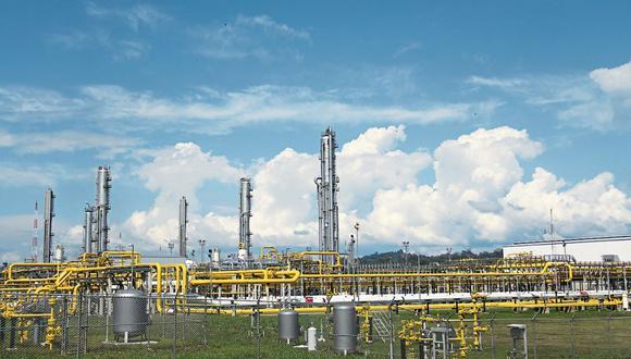 Camisea. El consumo local del gas de Camisea no deja espacio para la colocación del gas del lote 58 en el mercado interno, según la SPH. (Foto: GEC)