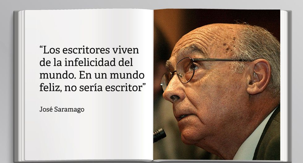 José Saramago Y Su Legado Resumido En 12 Frases Tendencias