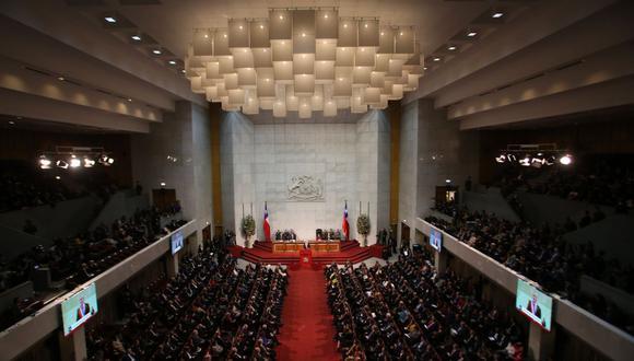 El despacho a Ley de la reforma al sistema tributario marca un hito, ya que es la primera reforma emblemática del Ejecutivo que logra aprobarse íntegramente en el Congreso. (Foto: AFP)