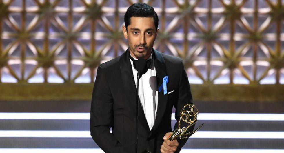 FOTO 18 | Mejor actor protagonista de una miniserie o TV Movie: Riz Ahmed – 'The Night Of' (Foto: AFP)