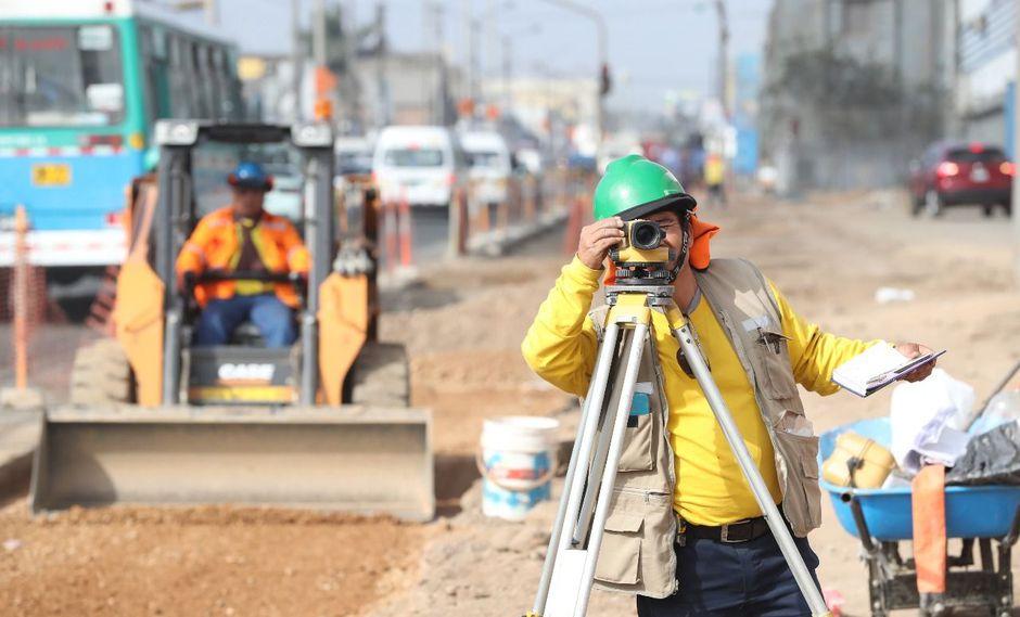 Obras en Lima Metropolitana. (Foto: Difusión / MML)