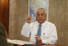 Juan Carlos Liu: Renuncio para evitar el cargamontón político contra el gobierno de Vizcarra