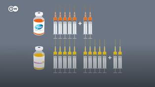 La técnica de la enfermera de Finlandia para colocar más dosis con la misma cantidad de vacunas
