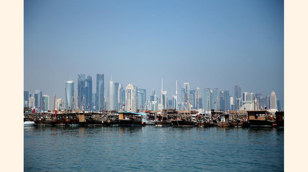 Qatar es el primero de la lista con US$ 146,011.85 por persona al año.