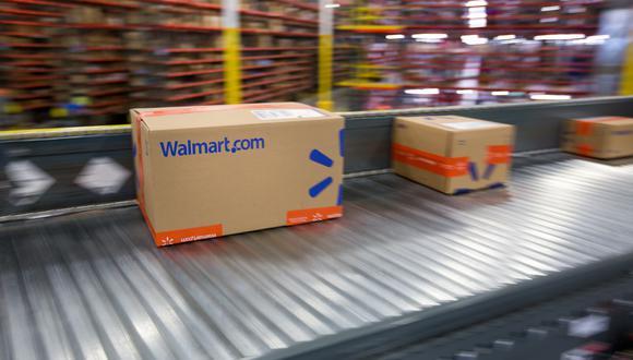 El director financiero de Walmart, Brett Biggs, dijo que el negocio de recojo y entrega en línea de la compañía había atraído a nuevos clientes, en particular a algunos estadounidenses mayores que tal vez no habían hecho muchas compras en línea antes. Foto: Michael Nagle/Bloomberg