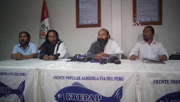 El Frepap no es la única agrupación que se ha abstenido de participar en los diálogos convocados por el mandatario, ya que hace unos días Unión por el Perú (UPP) también rechazó participar de esta convocatoria. (Foto: GEC)