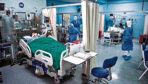 Los casos de COVID-19 en el Perú han aumentado en las últimas semanas. (GEC)