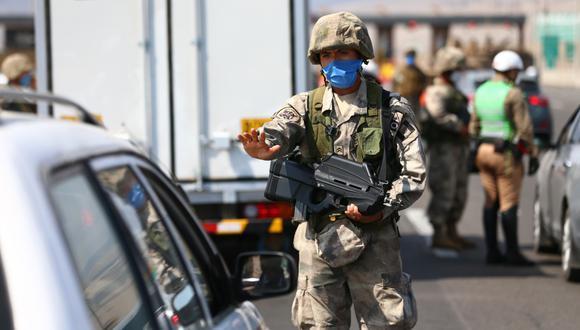 La PCM anunció cuáles serán las nuevas restricciones por la pandemia. (Hugo Curotto / Archivo)
