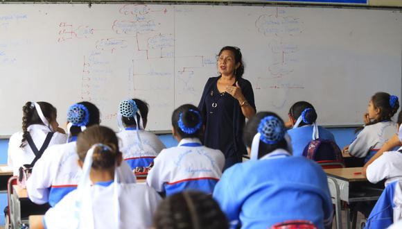 El Ministerio de Educación señaló que el curso de Religión se continuará enseñando en los colegios. (Foto: GEC)