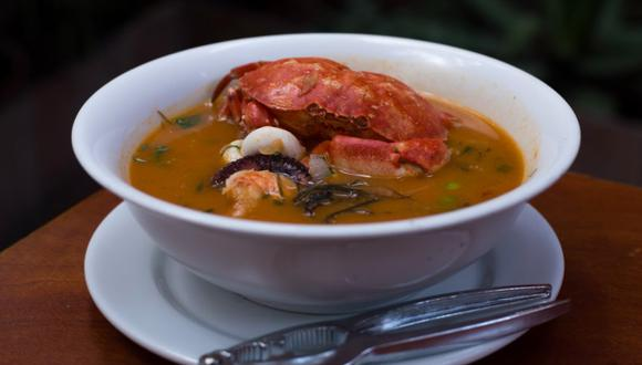 El chupe, la parihuela y el sudado de pescado son los platillos con mayor demanda en el Pueblo Viejo, tradición chiclayana . (Foto: Pueblo Viejo)