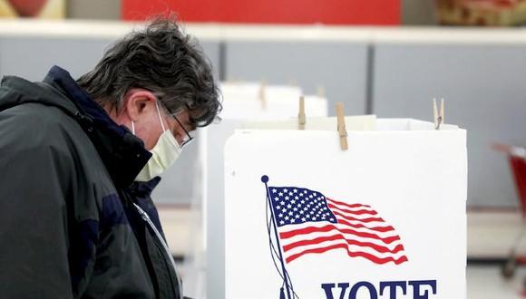 El nivel sin precedentes de votación anticipada refleja tanto el intenso interés en la contienda entre el presidente republicano Donald Trump y el aspirante demócrata Joe Biden. (Foto referencial: Reuters)