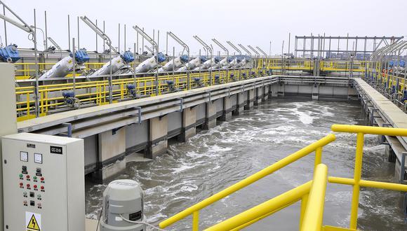 La obra comprende el tratamiento de aguas residuales. (Foto: USI)