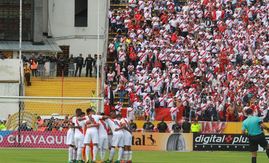 FOTO 2 | La selección peruana, después de su participación en el Mundial Rusia 2018, está valorizada en US$50.17 millones, según Transfermarkt. (Foto: USI)