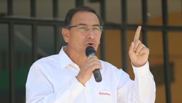 La comisión de Fiscalización pretende investigar si el proyecto de adelanto de elecciones impulsado por el presidente Martín Vizcarra se aprobó en el Consejo de Ministros. (Foto: GEC)