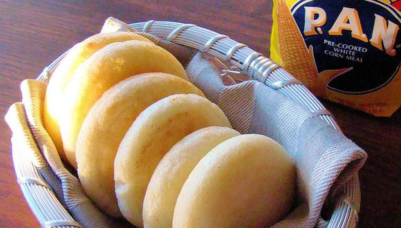La arepa se hace un espacio en la gastronomía peruana, más rápido que en otros países.