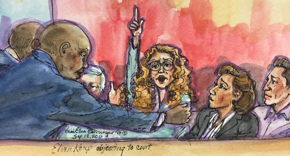 Eliane Karp: ilustradora graficó el exabrupto de la esposa de Alejandro Toledo. (Imagen: Reuters)
