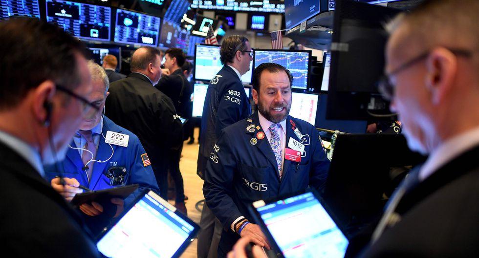 Goldman Sachs proyectó una caída del 24% en el PIB real de Estados Unidos. (Foto: AFP)