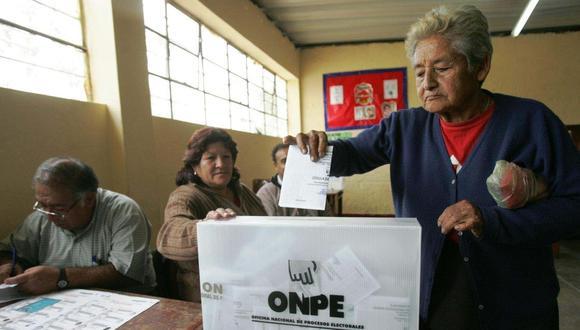 Peruanos elegirán a 12,903 autoridades a nivel nacional. (Foto: USI)