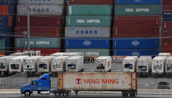 Los aranceles aduaneros se incrementarán sobre un conjunto de productos estadounidenses ya gravados, hasta una tasa máxima del 25%. (Foto: AFP)