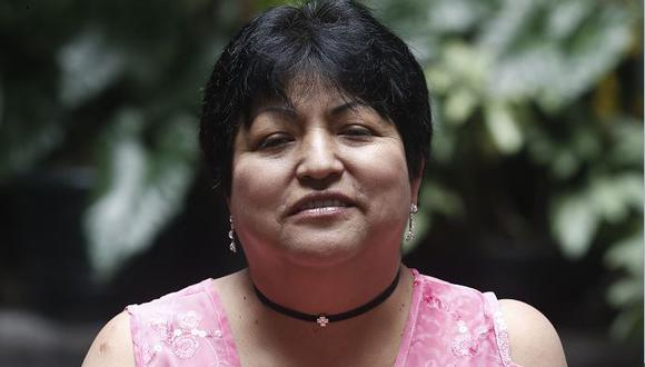 La empresaria Aquilina Palomino cuenta con orgullo que sus productos se venden en dos cadenas de farmacias a nivel nacional. (Foto: GEC)