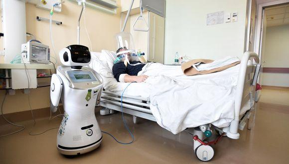 Imagen referencial. Este hospital Circolo, en Varese, Italia cuenta con seis robots. (Foto: Reuters/Flavio Lo Scalzo)