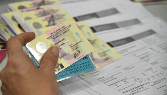 Para saber cuántos puntos acumulados tiene un conductor se debe ingresar al Sistema de Licencia de Conducir por Puntos del Ministerio de Transporte y Comunicaciones. (Foto: GEC)