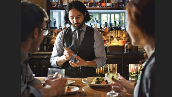Las bebidas sin alcohol aumentaron 35% como una opción de bebida en los menús de los bares y restaurantes de 2016 a este año.