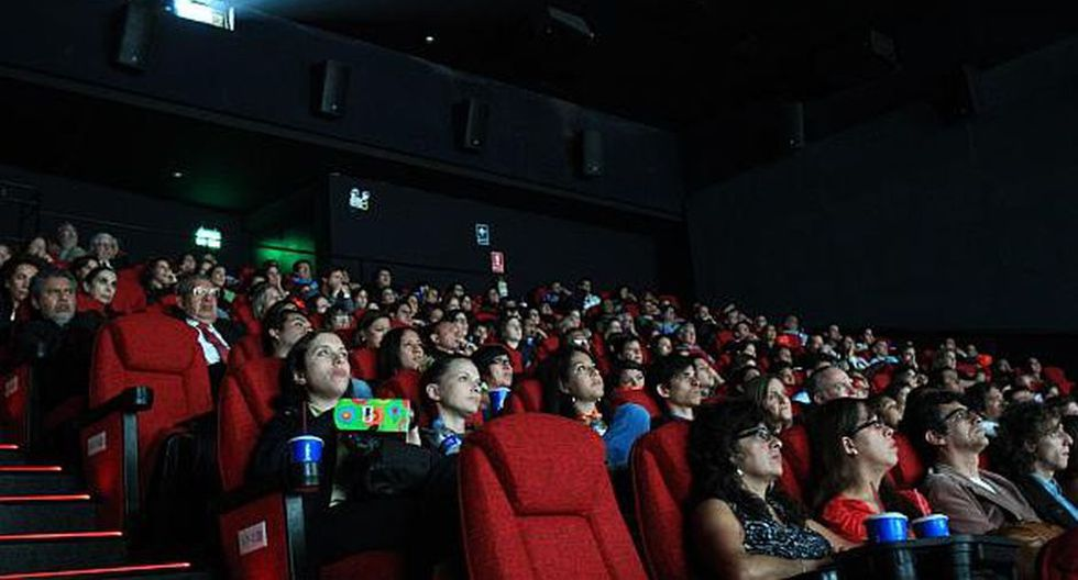 Esto es lo que se ofrece en cuanto a entradas para el cine. (Foto: GEC)