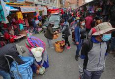 Solo una persona por familia podrá salir a comprar alimentos en Lima Metropolitana desde este domingo