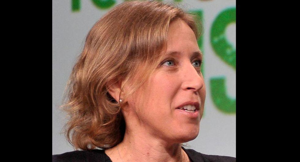FOTO 10 | SUSAN WOJCICKI, CEO DE YOUTUBE (Foto: Steve Jennings)