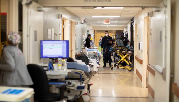 La situación sanitaria en California ya colapsó en algunas zonas del estado (Reuters).
