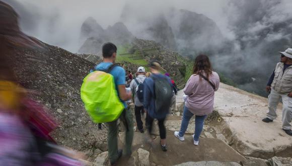 Las paralizaciones afectaron el turismo en Machu Picchu, sobre todo las reservas de hoteles y afluencia de visitantes. (Foto: GEC)