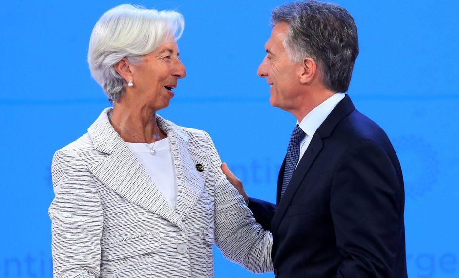 Argentina entró en recesión en 2018, tras dos estampidas cambiarias que desataron la inflación y llevaron al gobierno de Mauricio Macri a pactar un plan con el FMI. (Foto: Reuters)