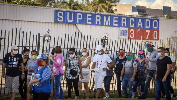 La OPS alertó que la semana pasada la mayoría de los países de Mesoamérica reportaron el mayor aumento semanal de casos desde el inicio de la pandemia. (Foto:  Adalberto ROQUE / AFP)