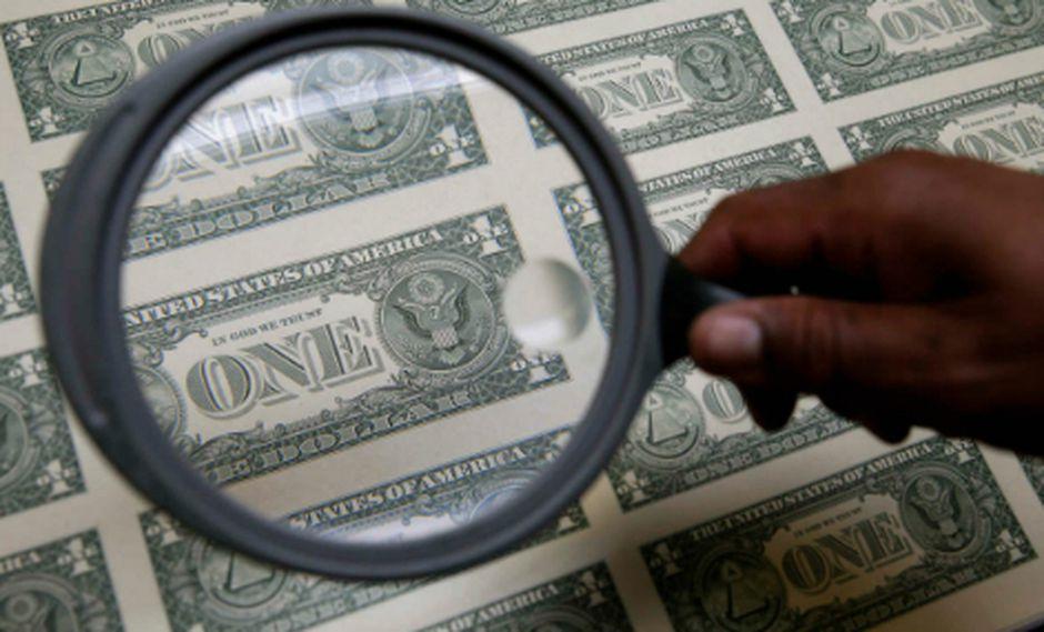 El dólar se apreció el martes. (Foto: Reuters)