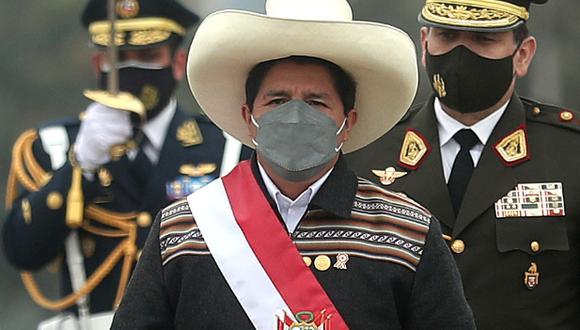 El presidente Pedro Castillo se reunirá con miembros de la ANGR. (Foto: archivo Presidencia)