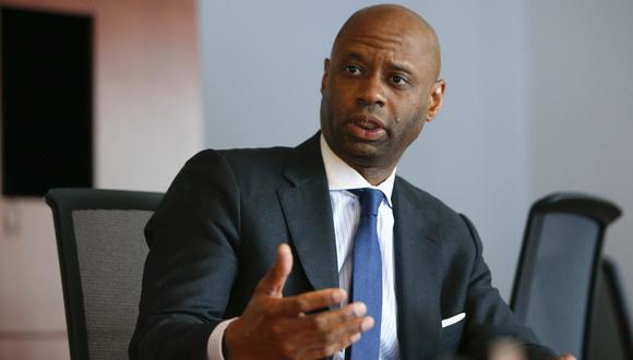 Mark Mason, director financiero de Citigroup Inc. (Reuters)