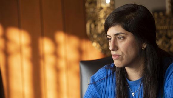 María Antonieta Alva. (Foto: José Rojas / GEC)