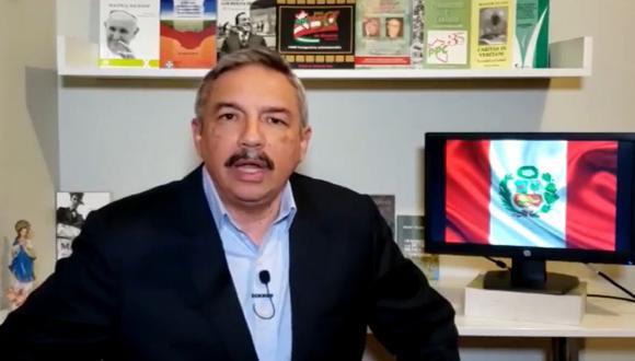 Alberto Beingolea, candidato a la presidencia del PPC (Foto: Facebook | PPC)