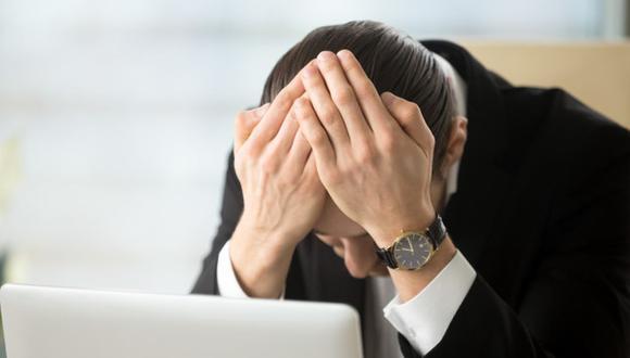 El estrés es un sentimiento de tensión física o emocional que perjudica el rendimiento de una persona (Foto: Freepik)