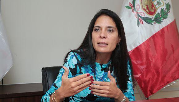 La coordinadora ejecutiva del Pronabi, Mónica López Torres, informó que a fin de año se verán resultados respecto a la aplicación de la extinción de dominio.