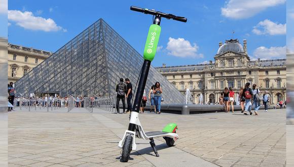 Desde el 1 de julio, la alcaldía de Paría impondrá una multa de 35 euros (40 dólares) si se estaciona mal los scooters.