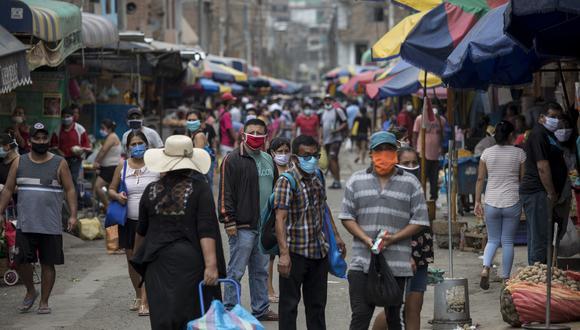 Aumentaron los casos de coronavirus en el país. (Foto: Anthony Niño de Guzman/GEC)