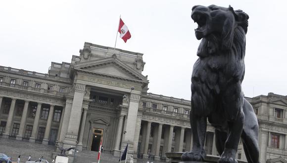 Las demoras en el Poder Judicial continúan en pandemia. (Foto: GEC)